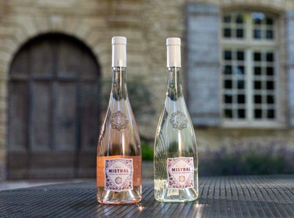 Cuvée Mistral provencal wines